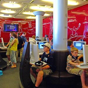 Интернет-кафе Железноводска
