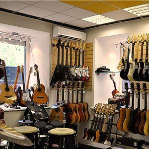 Музыкальные магазины Железноводска