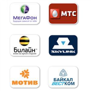 Операторы сотовой связи Железноводска