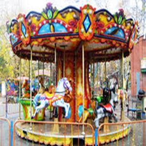 Парки культуры и отдыха Железноводска