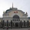 Железнодорожные вокзалы в Железноводске
