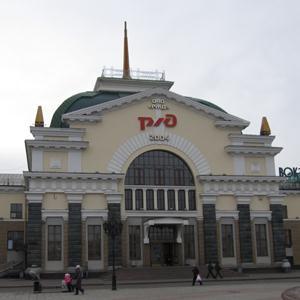 Железнодорожные вокзалы Железноводска